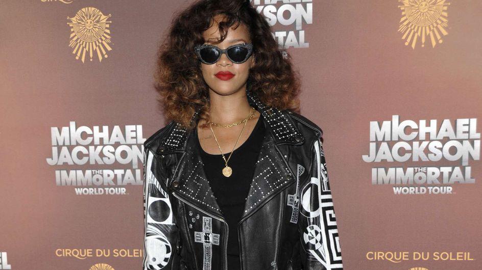 Rihanna : Sa transformation capillaire en vidéo !