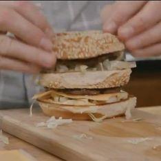 McDonald's nous dévoile la recette de son Big Mac