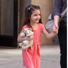 Suri Cruise : Enfant la plus fashion du monde !
