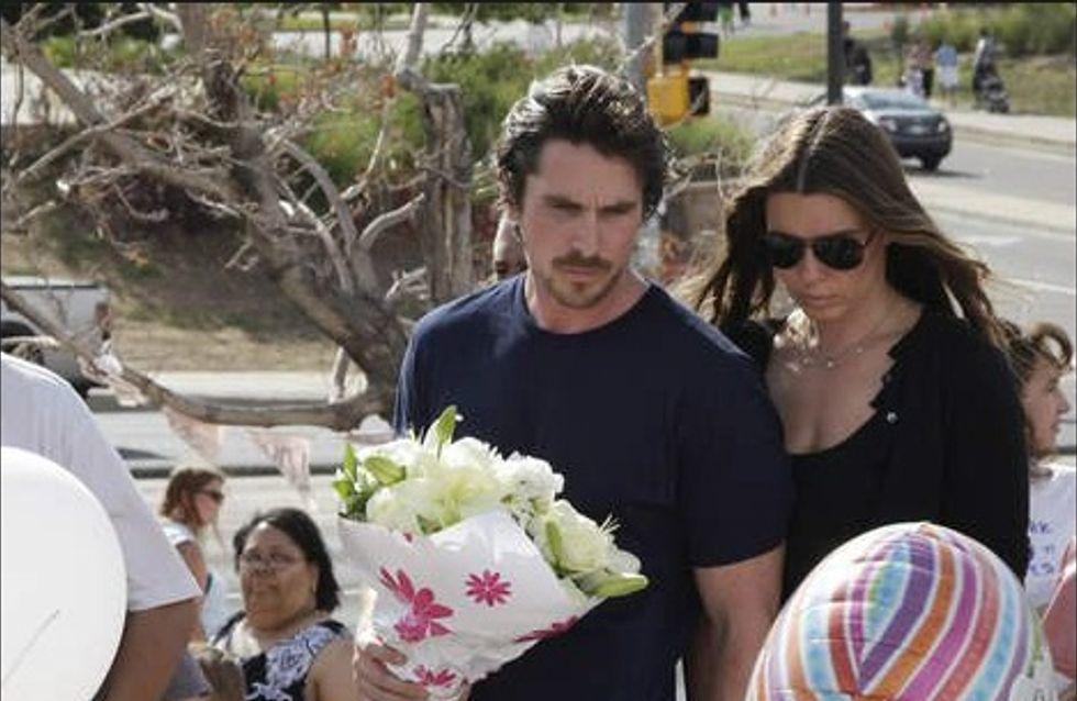 Fusillade à Denver : Christian Bale au chevet des victimes