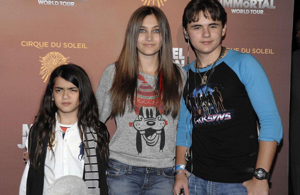 Michael Jackson : Ses enfants presque kidnappés par la famille Jackson ?