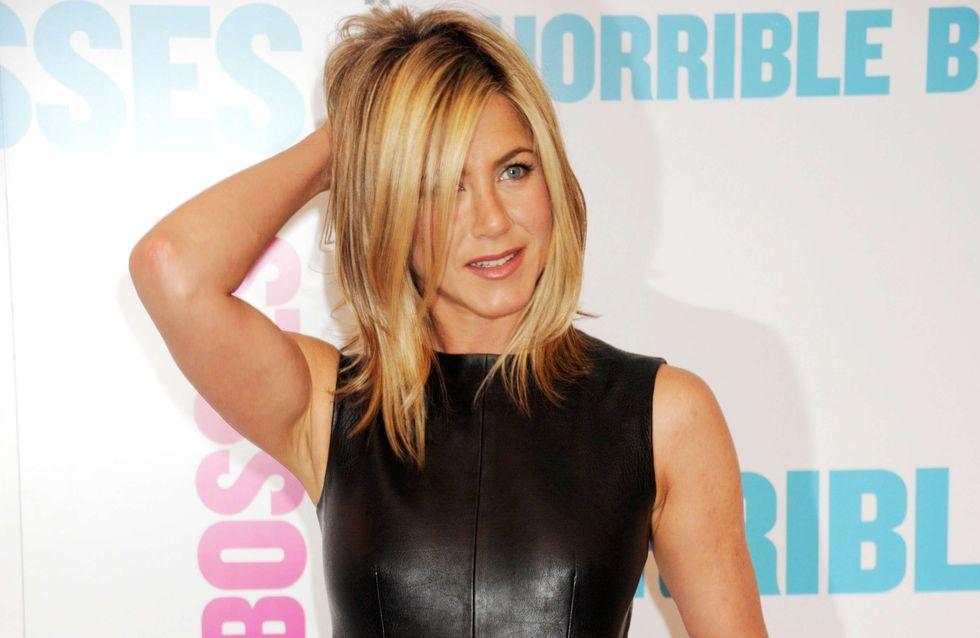 Jennifer Aniston : Méconnaissable sur le tournage de son dernier film