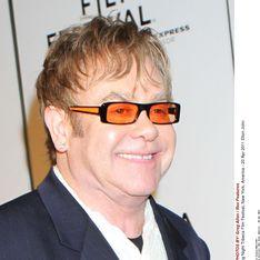 Elton John : Un deuxième enfant pour Noël