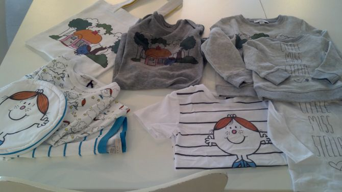 Stella McCartney collection pour enfants Monsieur Madame Little Miss Stella
