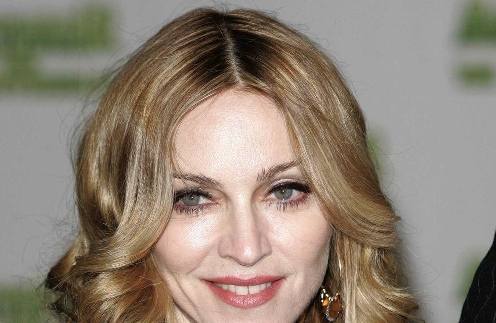 Madonna : Son concert à l'Olympia retransmis sur Youtube