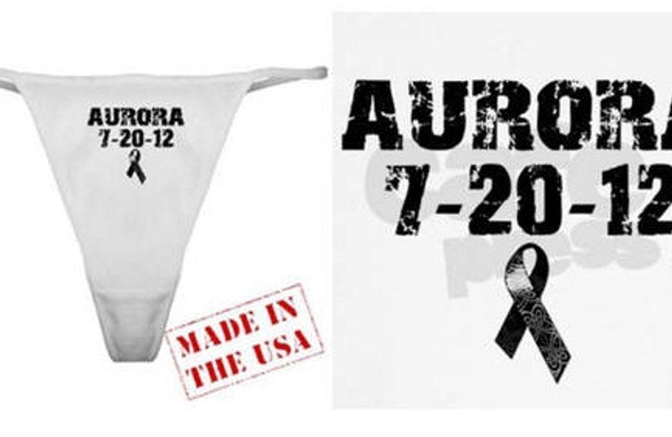 Fusillade à Denver : Des strings signés Aurora créent le scandale