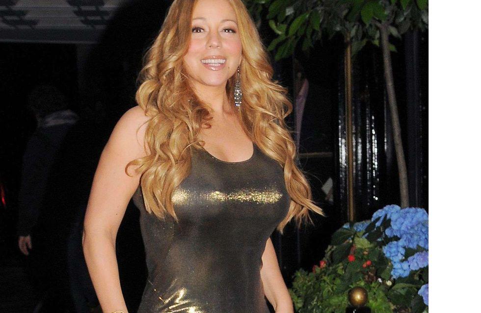 Mariah Carey : Le pire look de la semaine ! (Photos)