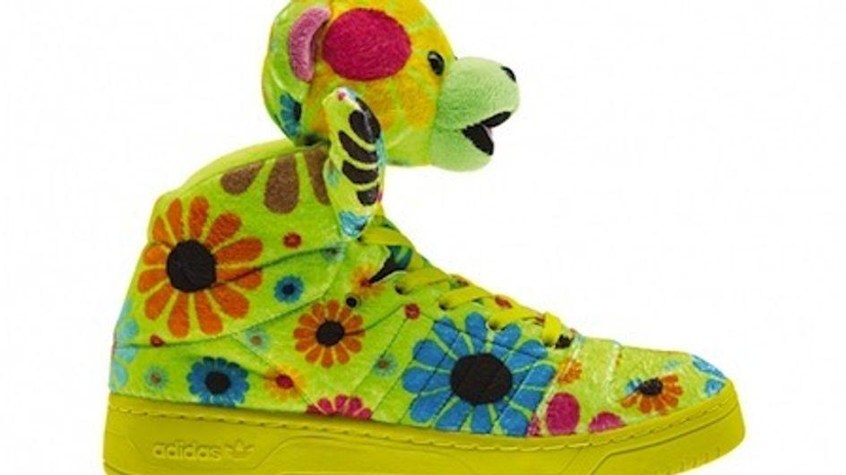 Adidas : Les baskets folles de Jeremy Scott