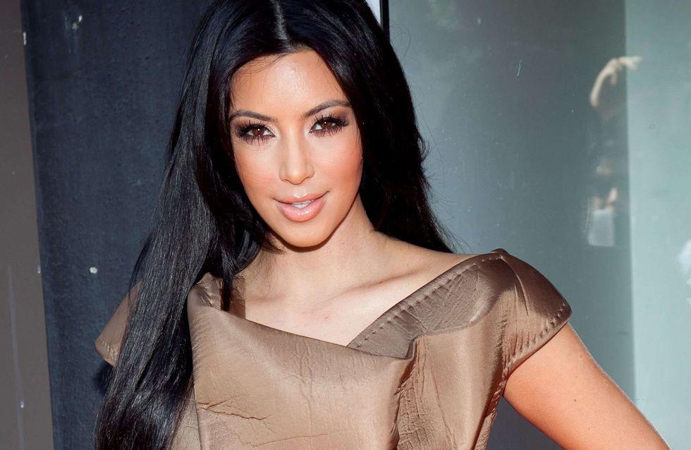 Kim Kardashian : Je suis plus connue qu'Angelina Jolie et Jennifer Aniston