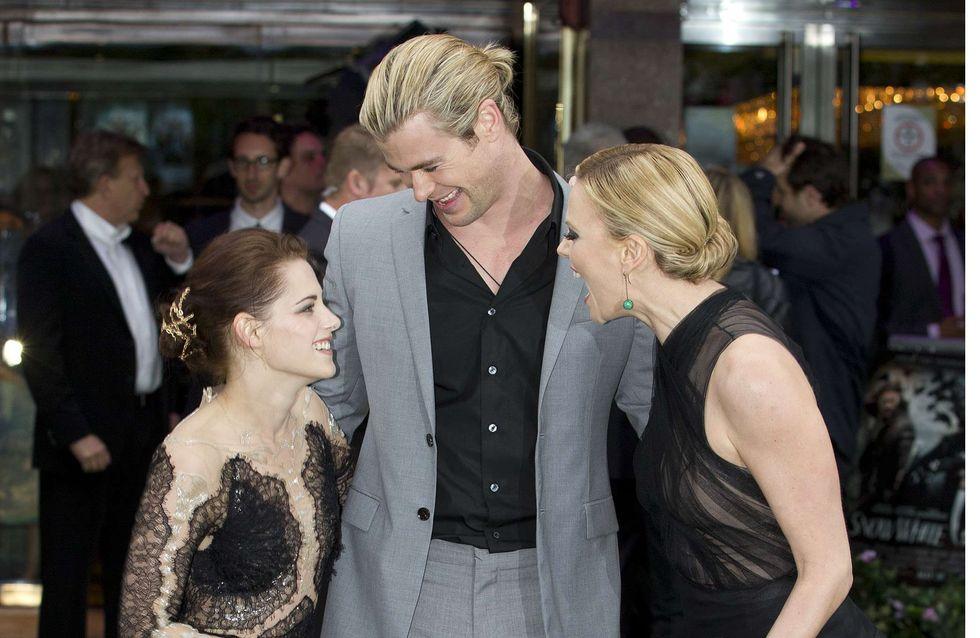 Kristen Stewart : Charlize Theron est furieuse contre elle !