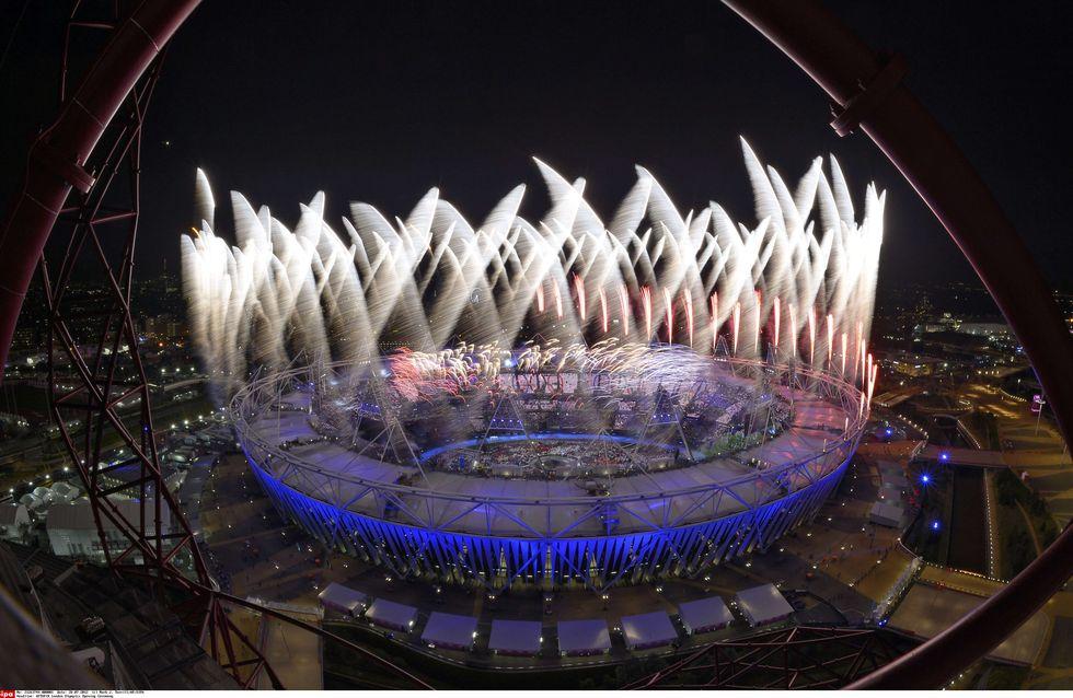 JO 2012 : Une cérémonie d'ouverture décalée avec James Bond et la Reine ! (Photos)