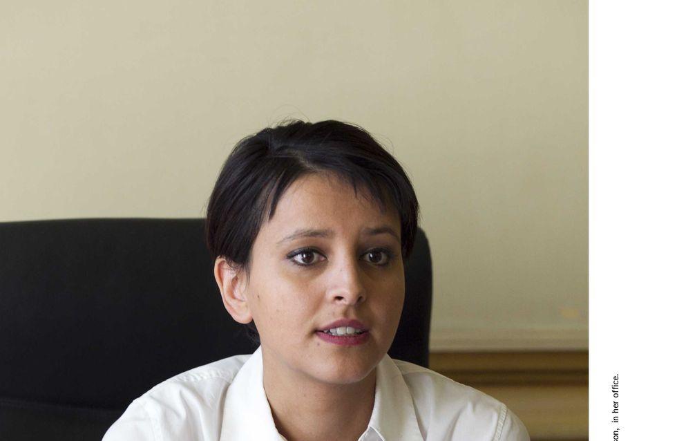 Najat Vallaud-Belkacem veut mettre fin aux vaines polémiques