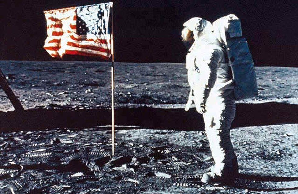 Apollo 11 : Les drapeaux américains flotteraient encore sur la Lune