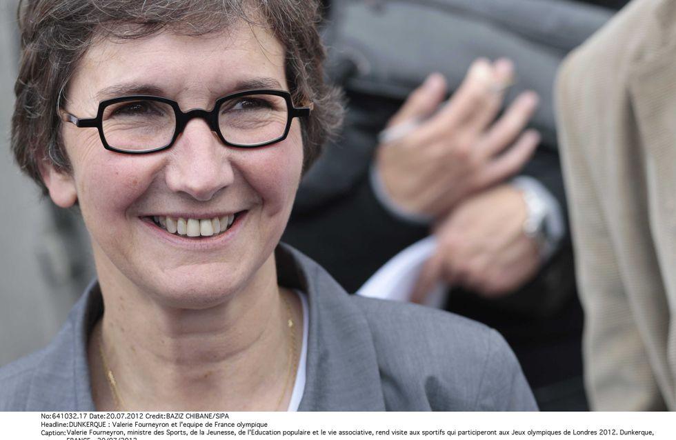 JO : Laura Flessel transformée en judoka par la ministre des Sports