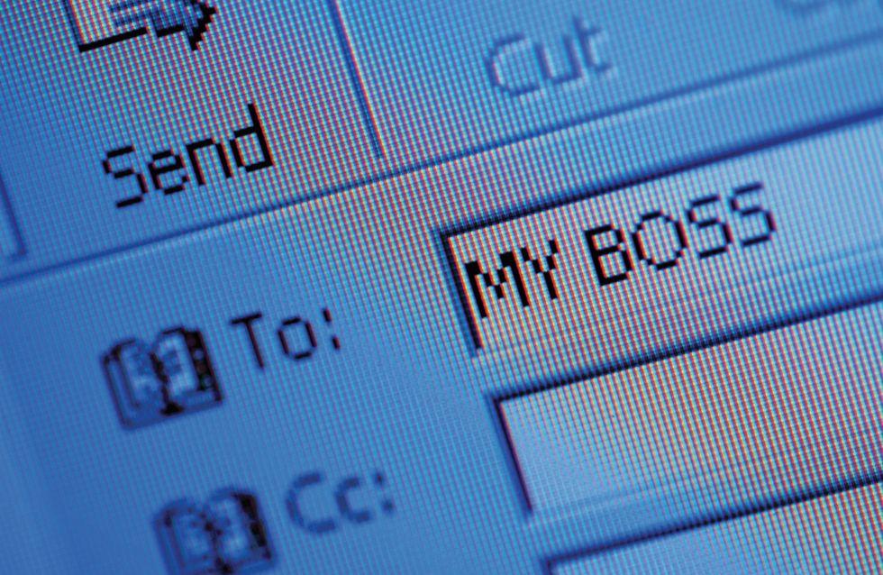 Le chiffre du jour : 650 heures par an sur notre boîte mail !