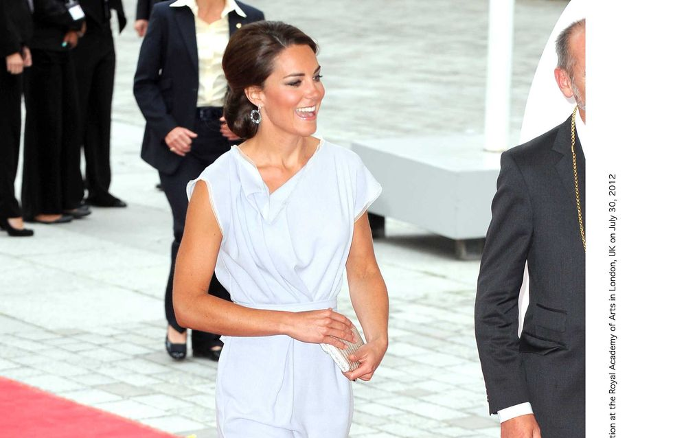 Kate Middleton : Look sublime à la royale académie ! (Photos)