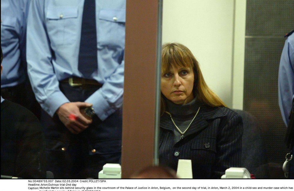 Dutroux : Son ex-femme complice libérée à la moitié de sa peine