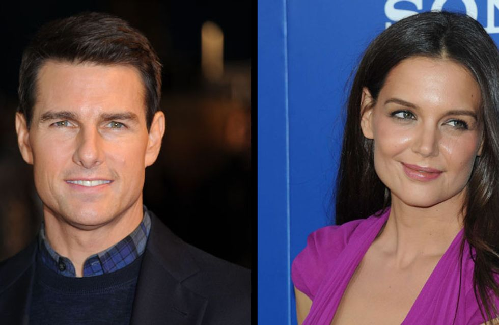 Katie Holmes et Tom Cruise toujours amoureux ?