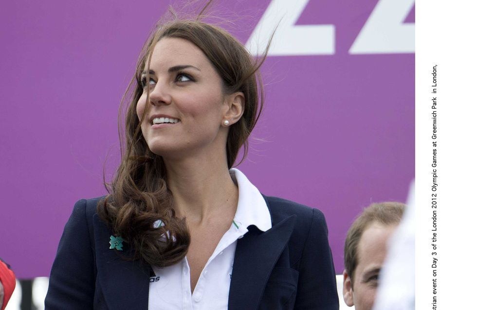 Kate Middleton : Son style preppy pour les JO !