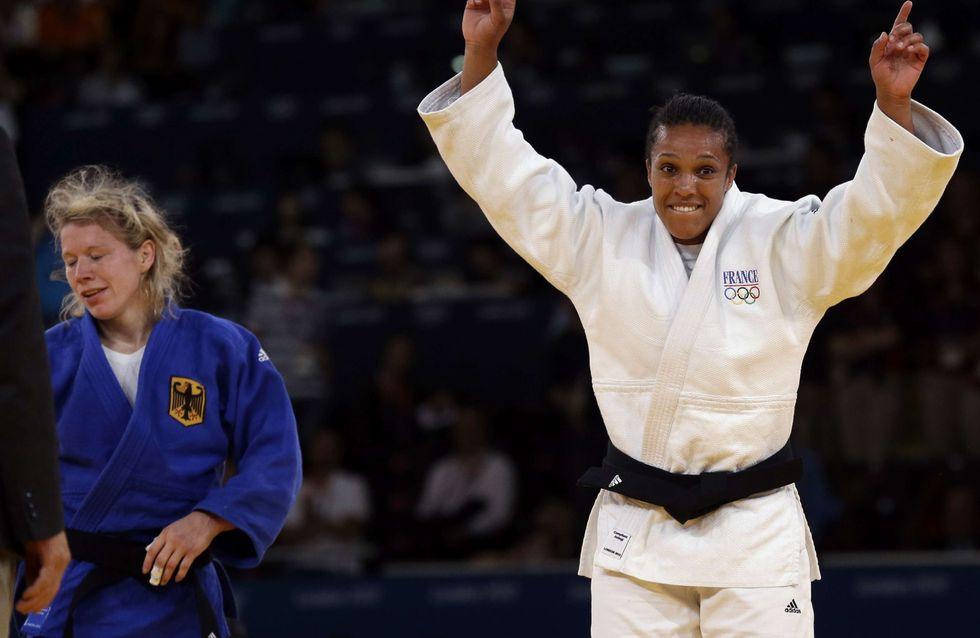 Lucie Décosse permet au judo français de regoûter à l'or