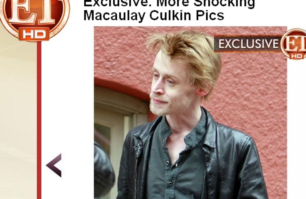 Macaulay Culkin : Maman, j'ai raté ma réhab