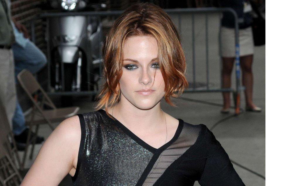 Kristen Stewart : Elle est retournée chez ses parents