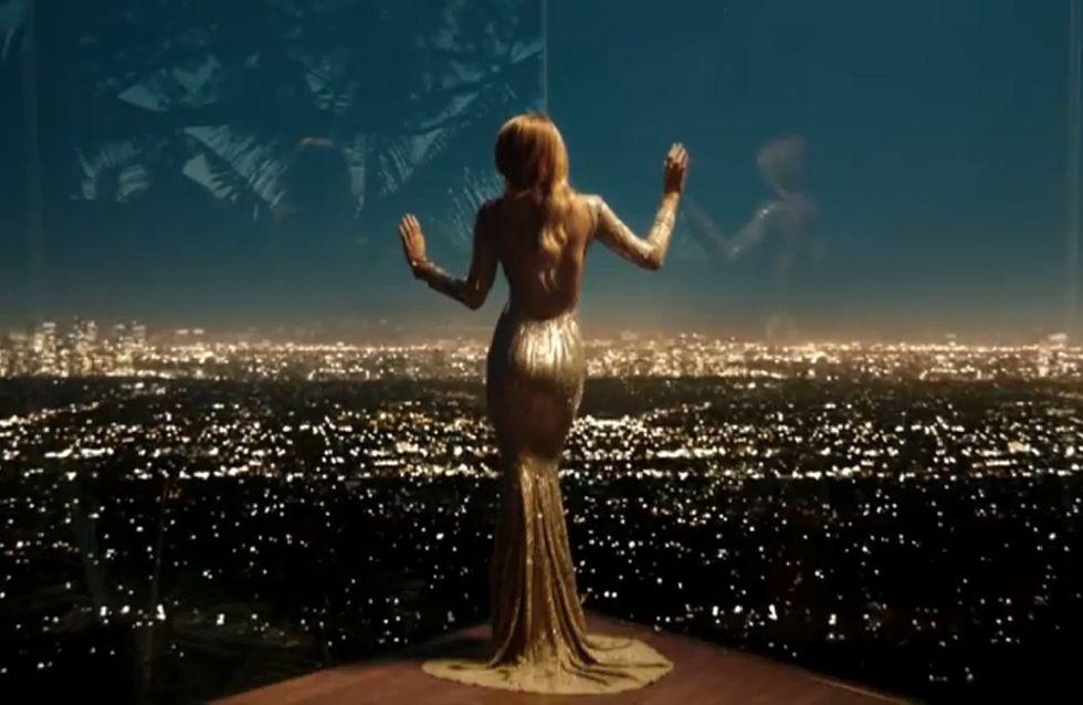 Blake Lively : Glamour et toute d'or vêtue pour Gucci (Vidéo)