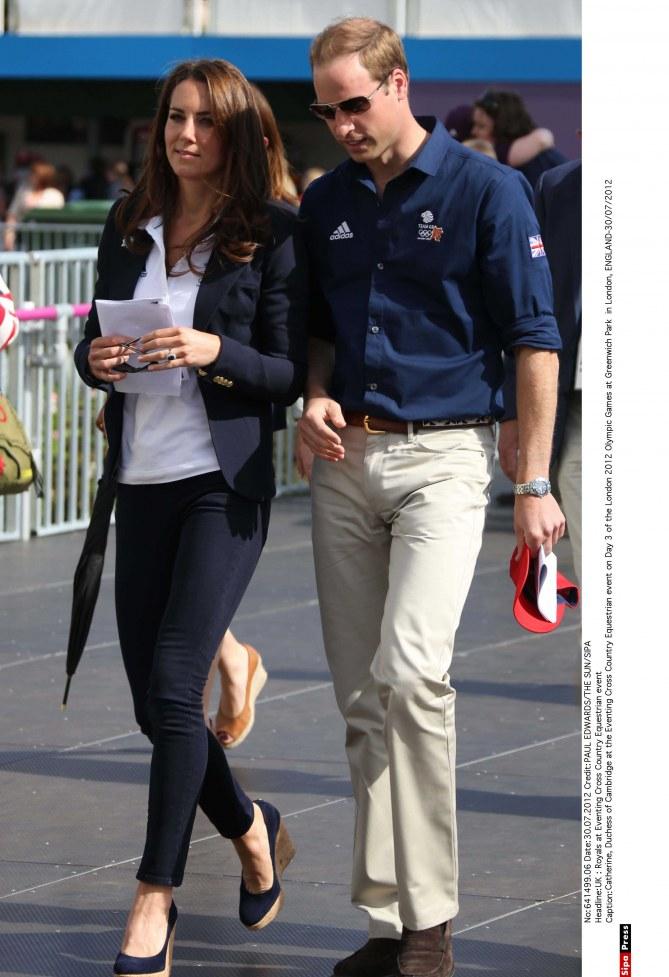 Kate Middleton jean
