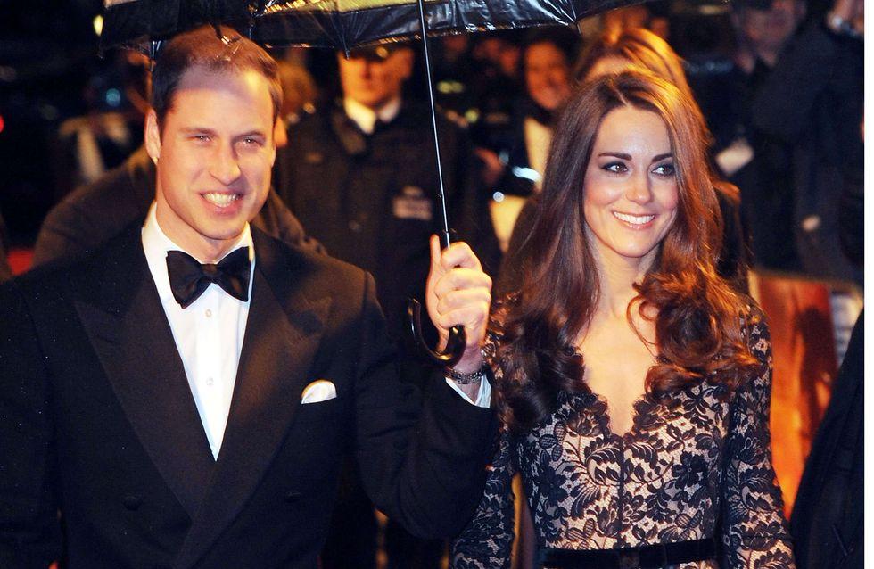 Kate Middleton : Séance câlins dans les gradins avec William aux JO 2012