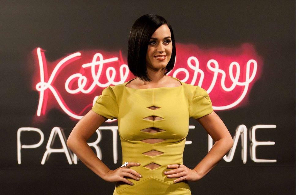 Katy Perry : Le pire look de la semaine (Photos)