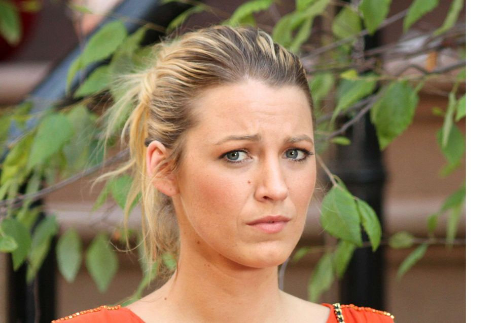 Blake Lively : Splendide dans sa tenue estivale ! (Photos)