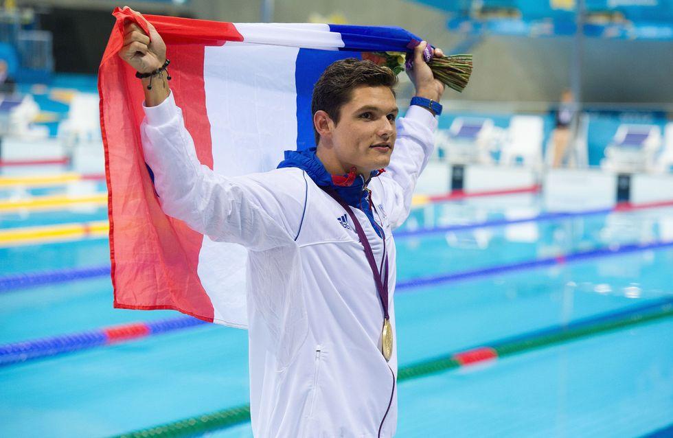JO 2012 : Florent, le nouveau champion de la famille Manaudou (Vidéo)
