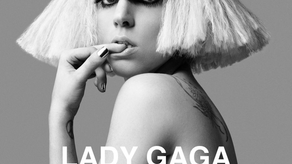 Lady Gaga : Un tatouage pour dévoiler le nom de son nouvel album !