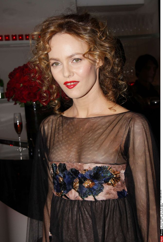 Vanessa Paradis : coiffures Vanessa Paradis