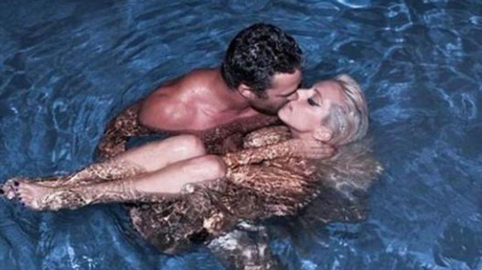 Lady Gaga : Elle pose nue avec son amoureux (Photos)