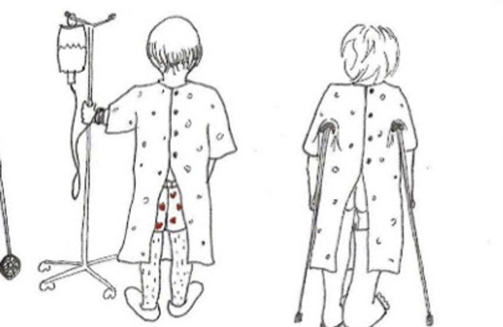 Hôpital : Stop aux « blouses qui exposent les fesses »