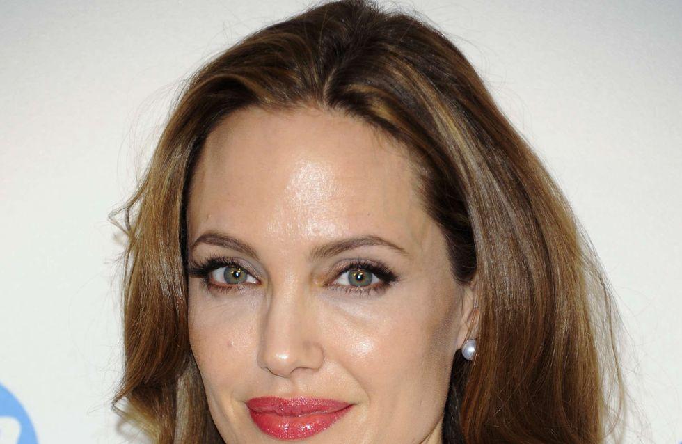 Angelina Jolie : Elle n'invitera pas sa famille à son mariage