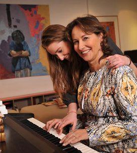 Ségolène Royal et Flora Hollande : Vacances mère-fille