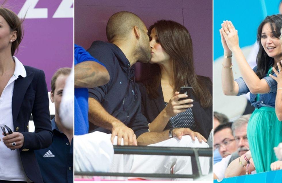 JO 2012 : Les people complètement fans des athlètes ! (Photos)