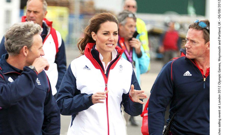Kate Middleton : En mode sport, elle reste chic ! (Photos)