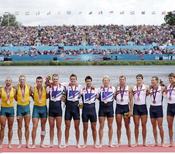 Jeux Olympiques 2012 : Le slip bien rempli d'un sportif fait le buzz (Photo)