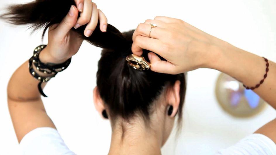 Hair cuff ou bijou de cheveux : La beauté selon Caro (Vidéo)