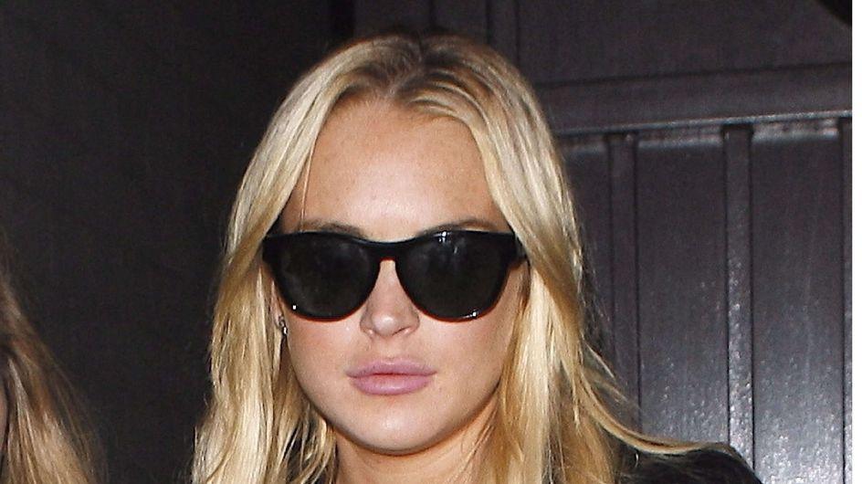 Lindsay Lohan : C'est quoi ce maillot de bain ?