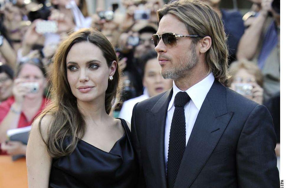 Angelina Jolie et Brad Pitt : Mariés ce week-end ?