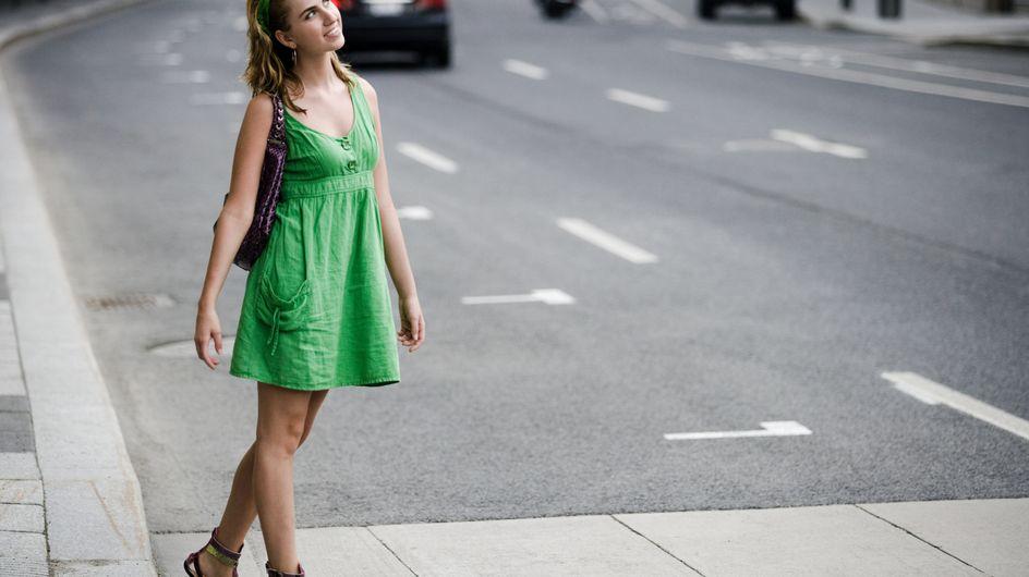 Harcèlement de rue : La robe, un « harcèlement visuel » pour Slama !