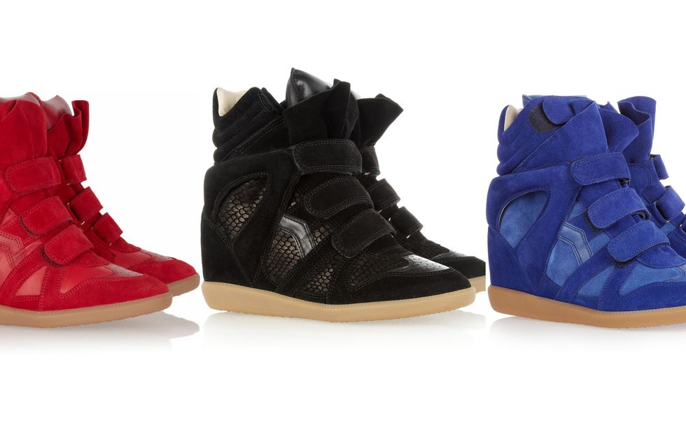 Isabel Marant : Les sneakers de la nouvelle collection (Photos)