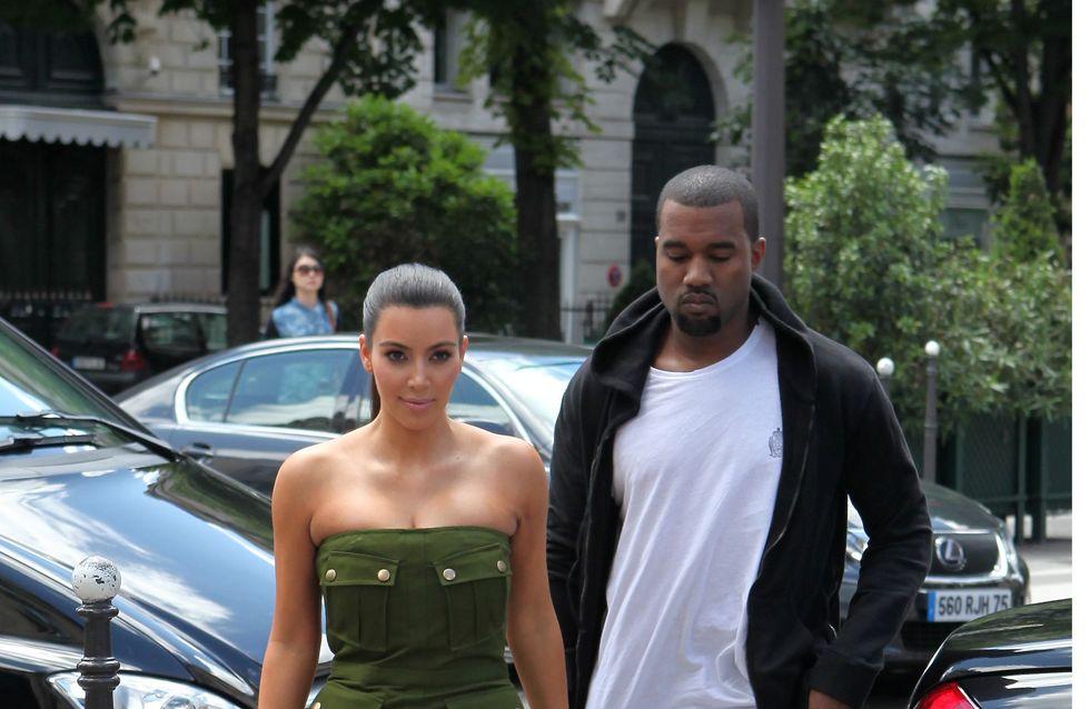 Kim Kardashian : Le pire look de la semaine