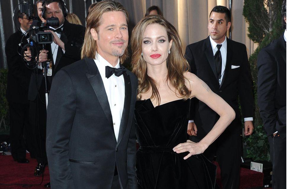 Angelina Jolie et Brad Pitt : Mariage décalé ?