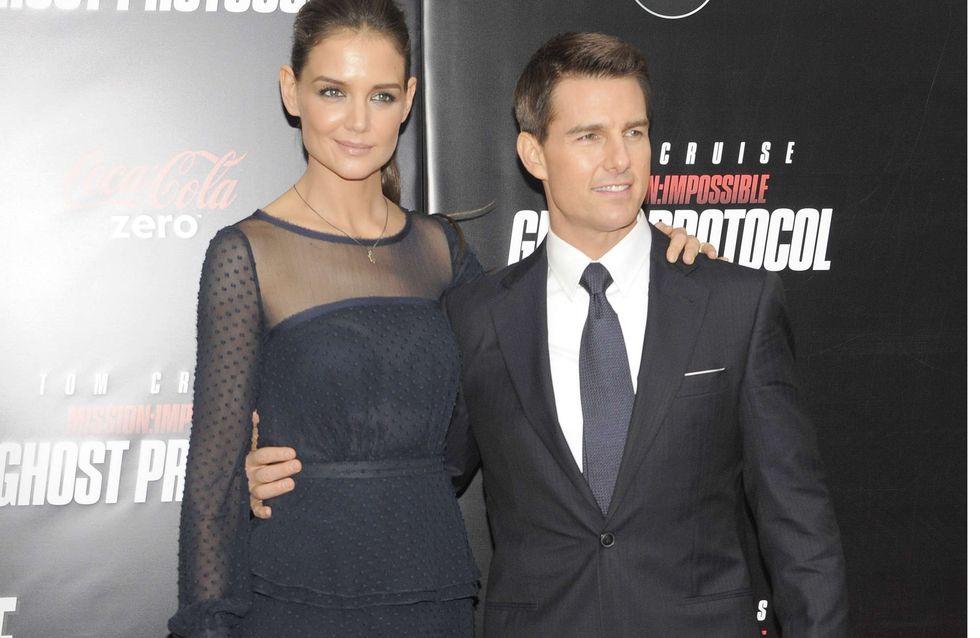 Katie Holmes et Tom Cruise : Suri s'adapte bien à leur séparation