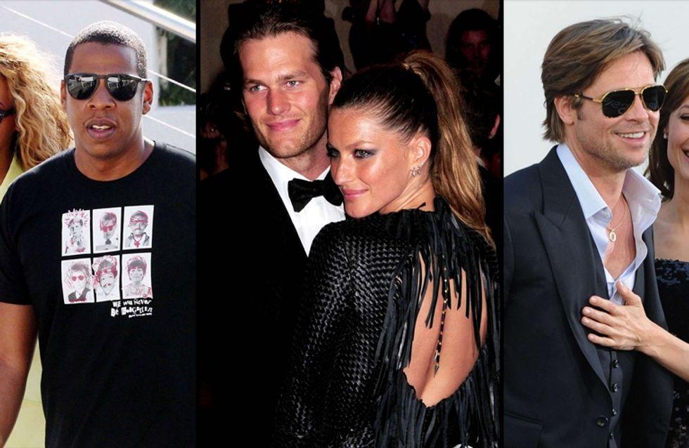 Qui sont les couples de stars qui gagnent le plus à Hollywood ?